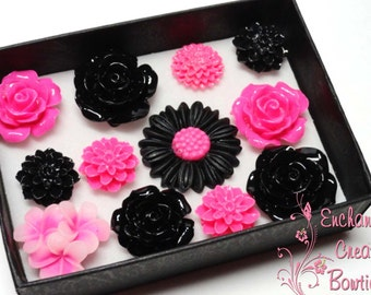 Decorative Flower Push Pins, Thumbtacks Perfect Gifts, Teen, Office, Bridesmaids, Shower Favor, Teachers, Housewarming, Pin Board Decor