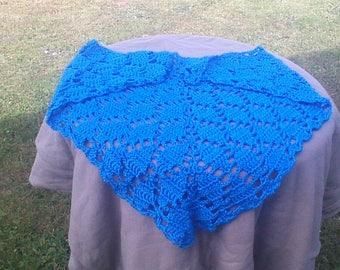 Blue Shawl
