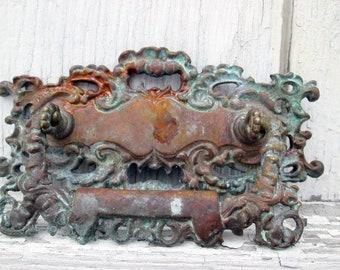 Beautiful Antique Metal Drawer Pulls