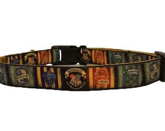 Hogwarts Harry Potter Collar