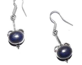 Oriental Earrings Silver 925