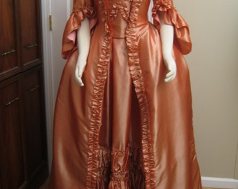 French Colonial Gown (Example)
