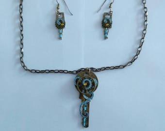 The Nautilus key set