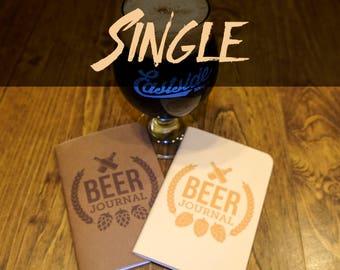 Beer Tasting Journal (Single)