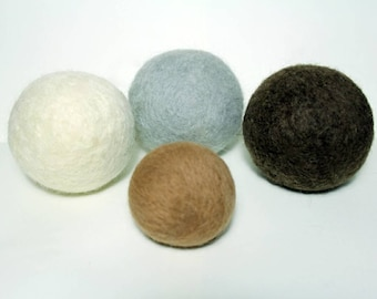 Large Customizable Scented Dryer Balls