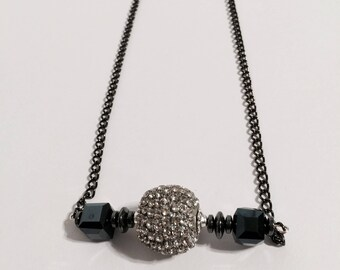Fashion Beaded Long Necklace