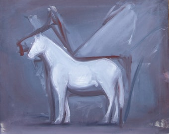 Horse Sketch to lift the spirits