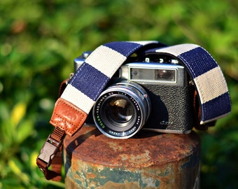 Blueie Camera Strap suits for DSLR / SLR with Quick Release Buckles