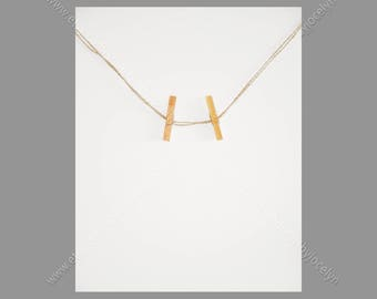Digital Mock Up, Simple Wood Clothes Pegs and Natural Rough String, Art Print Understated Modern Styled Display Stock Photoshop Layer File