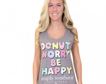 Simply Southern® TANK-DONUT-STEEL