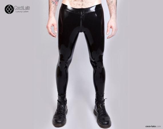 Basic Latex Jeans