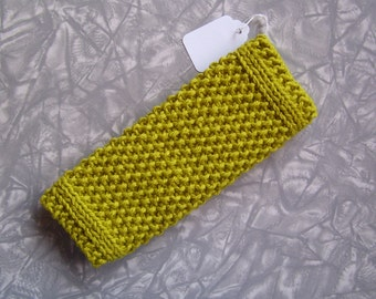 Knitted cotton dishcloth, knitted cotton washcloth, Home Decor, eco-friendly dishcloth