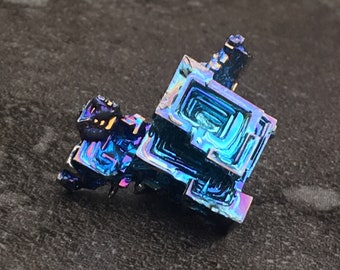 Bismuth Crystal Pin