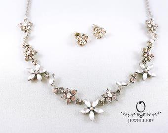 Fairytale necklace set