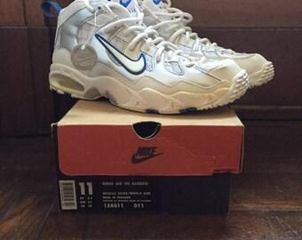 vintage nike womens air vis illusion sneakers size 11 deadstock NIB 1998