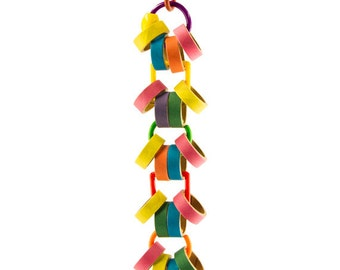 Hoopla - Small Bird Toy - Birdie Bagels