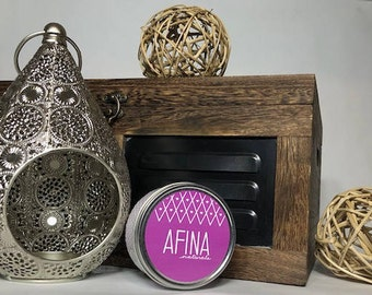 Natural Soy Candles, Hand Poured Soy Candles, Soy Candle Tin, Scented Soy Candles, Handmade Candles, Container Candles, Eternal Passion