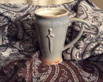 Eowyn, shield maiden, warrior princess mug - Rohan - Lord of the Rings - Tolkien