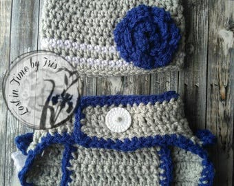 Cowboys Newborn Set