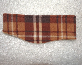 Plaid ear warmer, ear warmer, headband, top seller