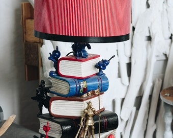 """Lamp """"Once upon a time..."""""""