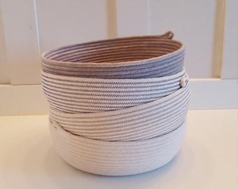 Medium Cotton Rope Dish