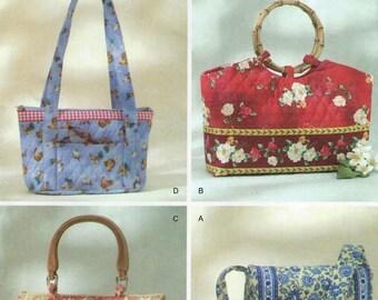 Butterick 4247 - Four Handbags - PATTERN