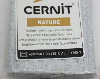 Polymer clay CERNIT NATURE color GRANITE-56 Gr