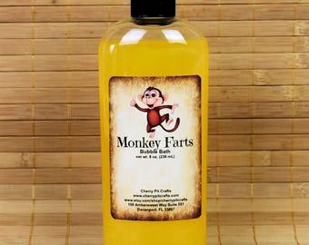 Monkey Farts Bubble Bath