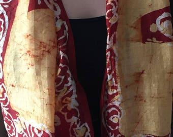 statement scarf