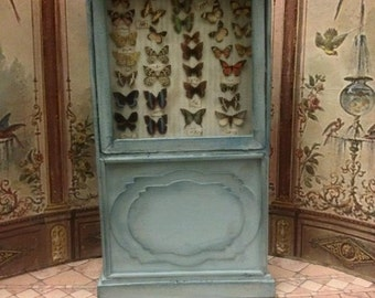 OOAK 1/12 Exhibitor Butterfly mobile