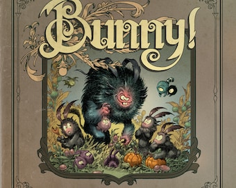 "BUNNY! - BOOK / ""Regular Edition"""