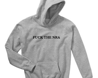 F The NRA Hoodie