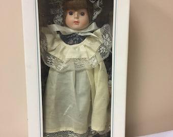 Adorable Memories Fashion Collection, Porcelain Doll, 1989