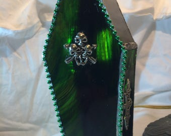 Stain Glass Coffin