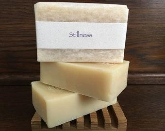 Stillness Cold Process Soap Bar