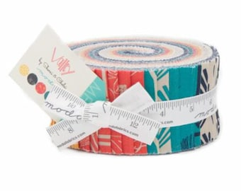 Valley Jelly Roll by Sherri for Moda
