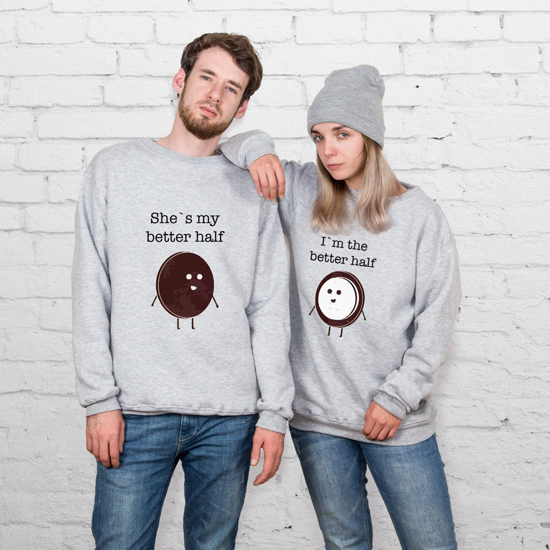 couple sweater coconut tumblr sweater couple sweatshirt couple