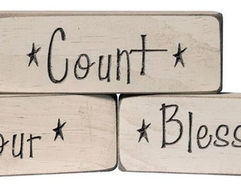 Count Your Blessings Inspirational