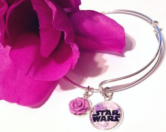 Star Wars Expandable Bangle Bracelet