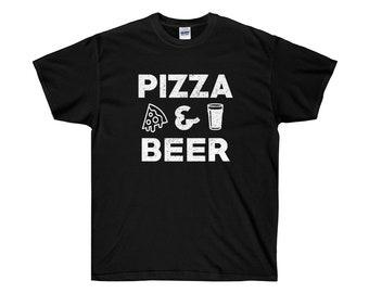 Pizza Beer T-Shirt