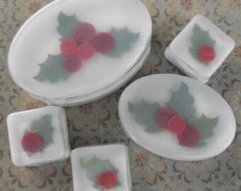 Christmas Soap, Glycerin