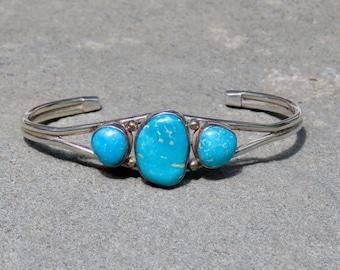 Native American Jewelry, Turquoise Jewelry, Navajo Turquoise, Turquoise Cuff, Turquoise Bracelet, Vintage Turquoise, Vintage Navajo Bracelet