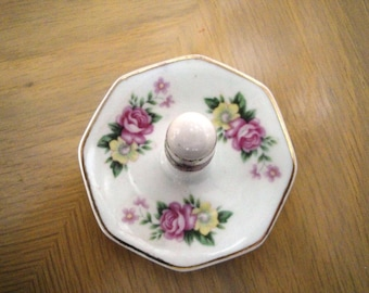 Porcelain Ring Holder
