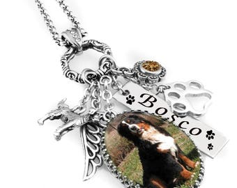 Pet Cremation Urn, Ashes Jewelry, Urn Jewelry, Pet Ashes, Keepsake for Pet, Memorial Urn Pendant