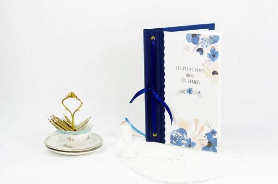 le livre des invités Idéal pour organiser préparer vos dîners