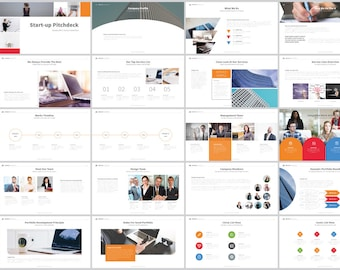 Clear & Clean PowerPoint Template