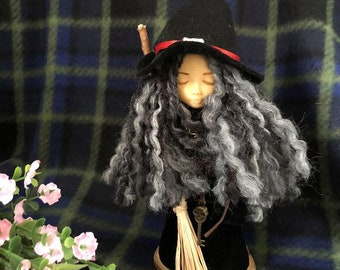 Doll Figurine/ Collectable, Witch of the woods