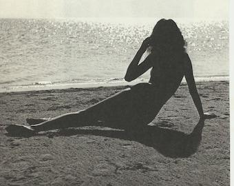 Nature Naked girls sex vagina nude erotic poster nude girl mature vintage art