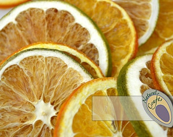 Naturally Dried Orange slices